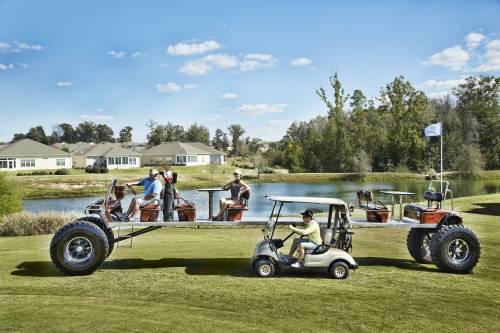 golfcar lunghissima