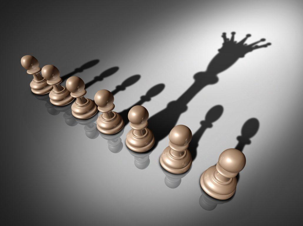 leadership per la squadra vincente