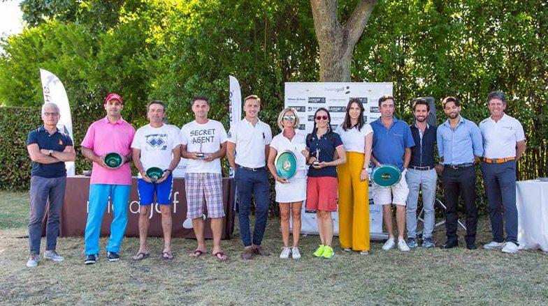 vincitori gara golf