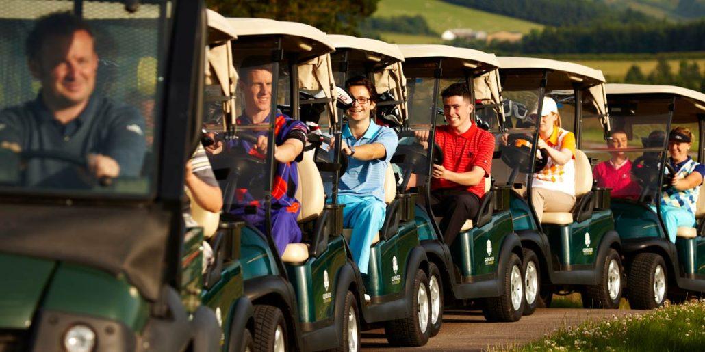 team su golf cart